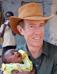 Portrait of Professor Andrew M. Prentice