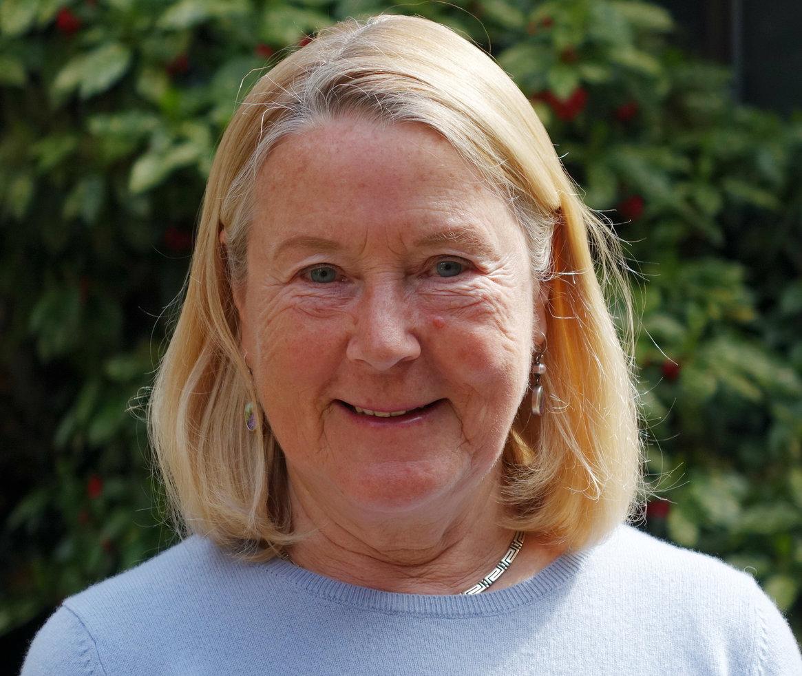 Portrait of Professor Catherine Geissler