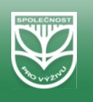 Logo of Czech Society of Nutrition