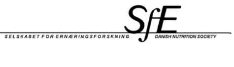 Logo of Danish Nutrition Society