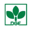 Logo of German Nutrition Society (Deutsche Gesellschaft für Ernährung e.V.)