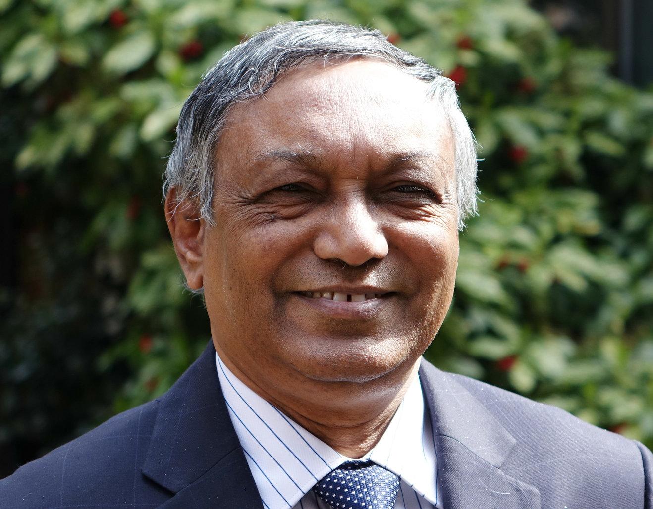 Portrait of Dr. Swapan Kumar Roy