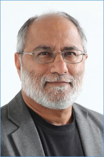 Portrait of Professor Ali Dhansay
